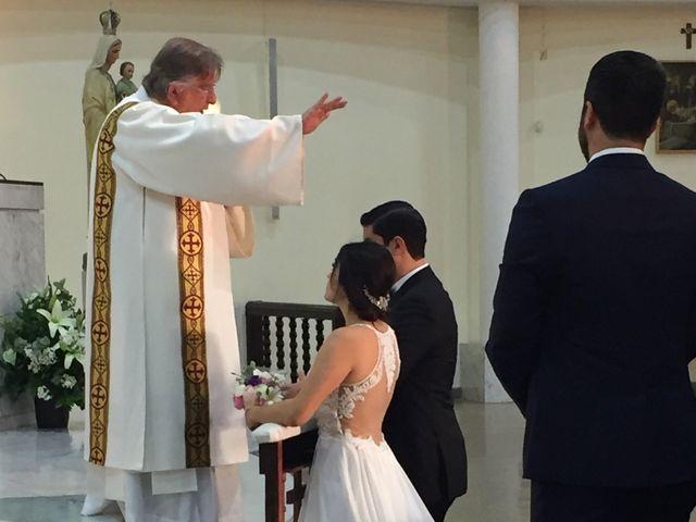 El matrimonio de Camilo y Joyce  en La Reina, Santiago 13
