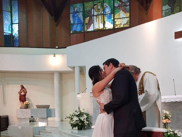 El matrimonio de Camilo y Joyce  en La Reina, Santiago 19