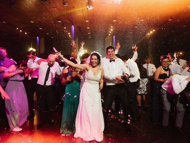 El matrimonio de Camilo y Joyce  en La Reina, Santiago 2