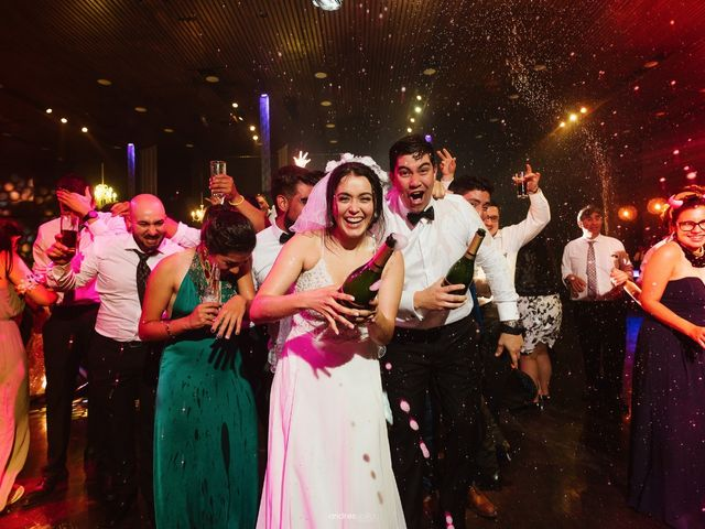 El matrimonio de Camilo y Joyce  en La Reina, Santiago 21