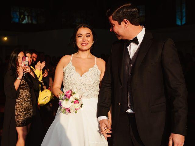 El matrimonio de Camilo y Joyce  en La Reina, Santiago 25