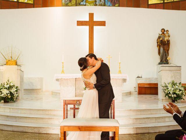 El matrimonio de Camilo y Joyce  en La Reina, Santiago 38