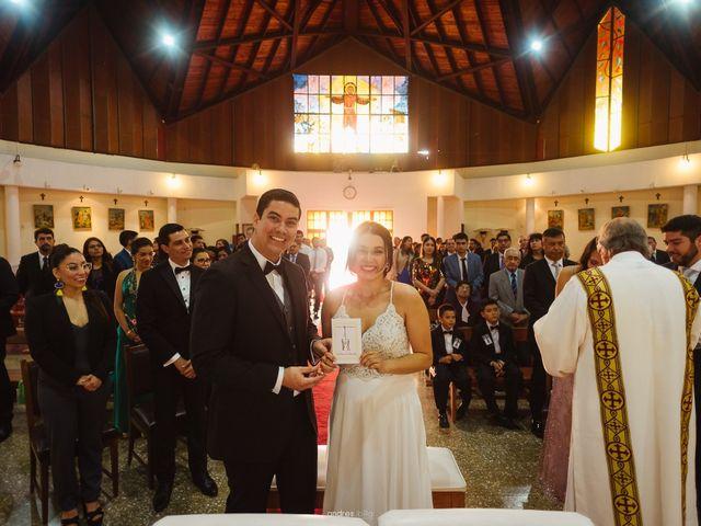El matrimonio de Camilo y Joyce  en La Reina, Santiago 39