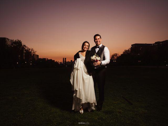 El matrimonio de Camilo y Joyce  en La Reina, Santiago 41