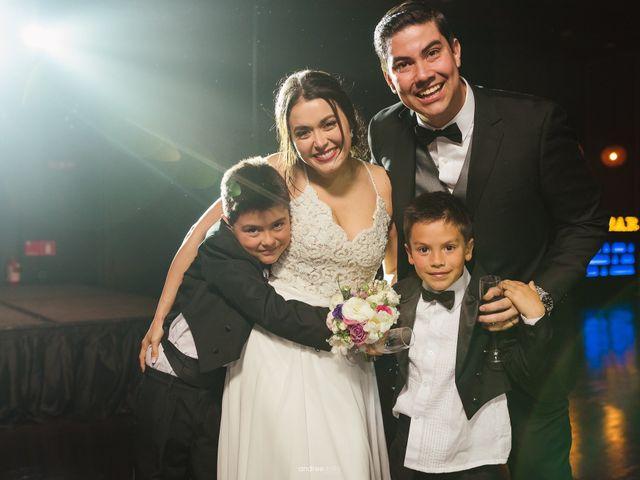 El matrimonio de Camilo y Joyce  en La Reina, Santiago 42
