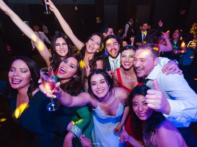 El matrimonio de Camilo y Joyce  en La Reina, Santiago 44