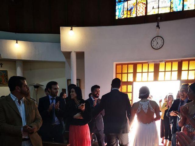 El matrimonio de Camilo y Joyce  en La Reina, Santiago 58