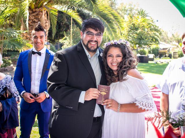 El matrimonio de Beatriz  y Manuel