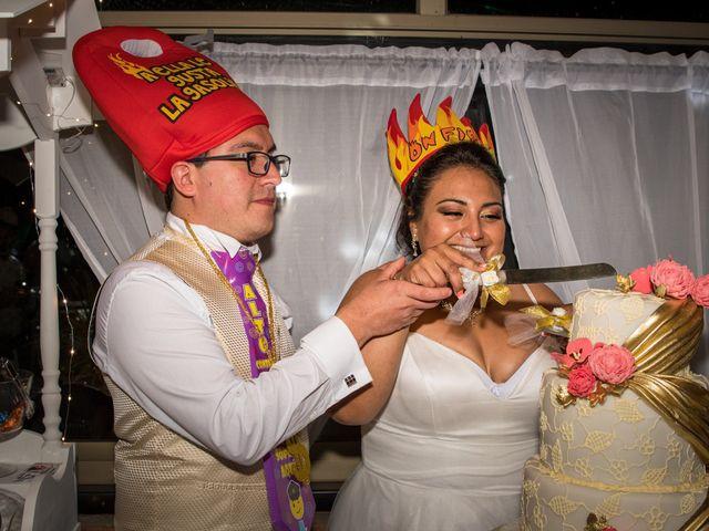 El matrimonio de Daniel y Angélica en Cauquenes, Cauquenes 17