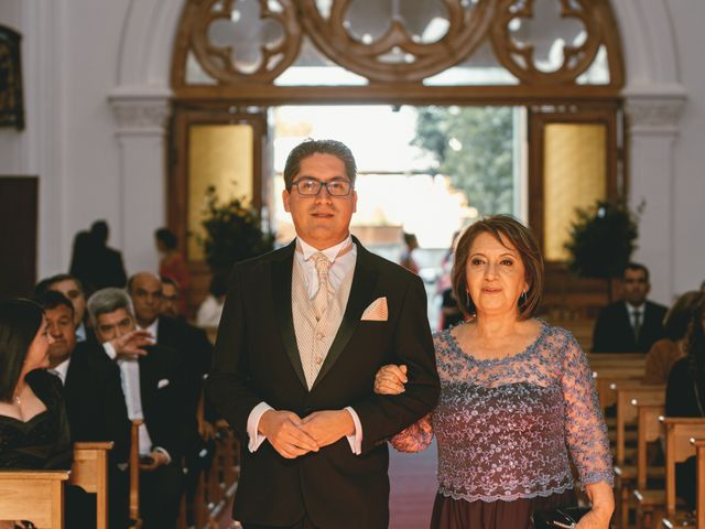 El matrimonio de Daniel y Angélica en Cauquenes, Cauquenes 30