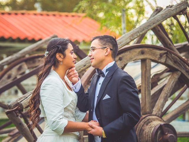 El matrimonio de Eduardo y Pía en Calle Larga, Los Andes 2