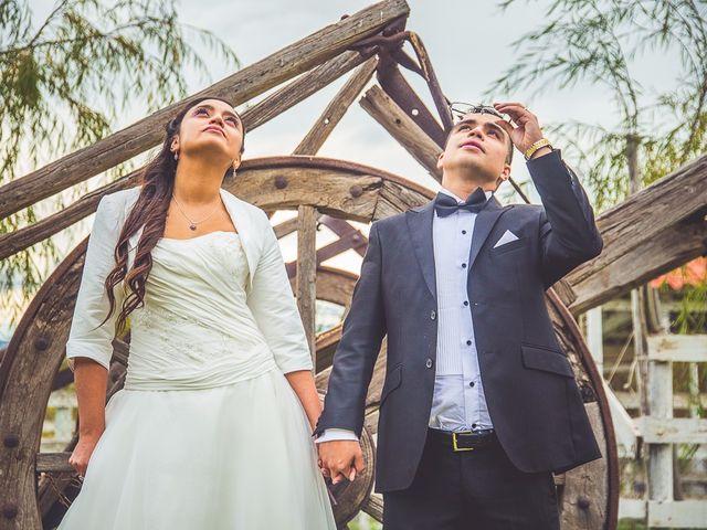 El matrimonio de Eduardo y Pía en Calle Larga, Los Andes 4