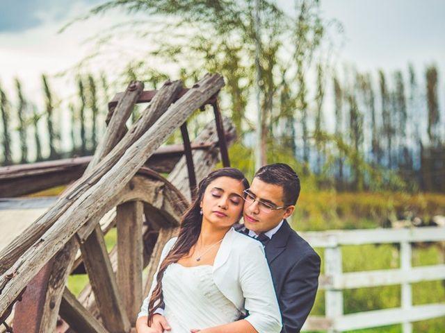 El matrimonio de Eduardo y Pía en Calle Larga, Los Andes 5