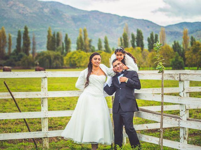 El matrimonio de Eduardo y Pía en Calle Larga, Los Andes 7