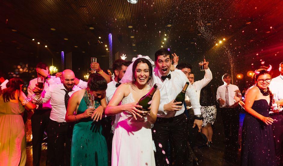 El matrimonio de Camilo y Joyce  en La Reina, Santiago