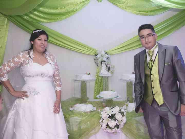 El matrimonio de Yerko y Cecilia