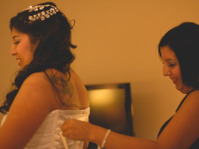 El matrimonio de Cecilia y Yerko en Calama, El Loa 3