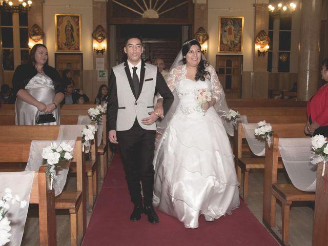El matrimonio de Cecilia y Yerko en Calama, El Loa 4