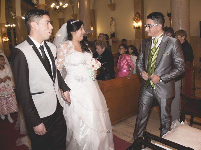 El matrimonio de Cecilia y Yerko en Calama, El Loa 5
