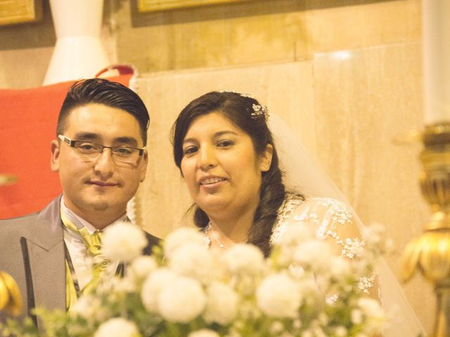 El matrimonio de Cecilia y Yerko en Calama, El Loa 6