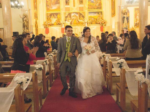 El matrimonio de Cecilia y Yerko en Calama, El Loa 7