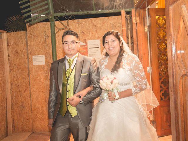 El matrimonio de Cecilia y Yerko en Calama, El Loa 8