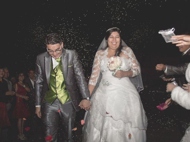 El matrimonio de Cecilia y Yerko en Calama, El Loa 10