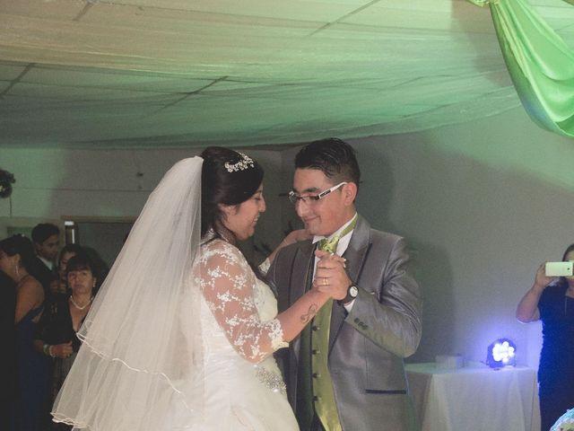El matrimonio de Cecilia y Yerko en Calama, El Loa 11