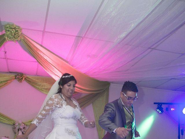 El matrimonio de Cecilia y Yerko en Calama, El Loa 12