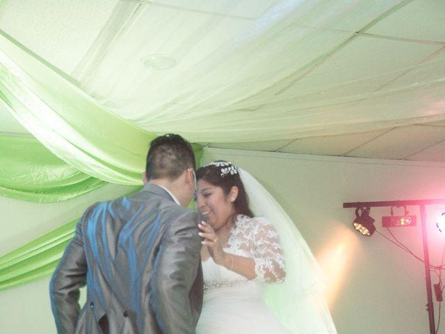 El matrimonio de Cecilia y Yerko en Calama, El Loa 14