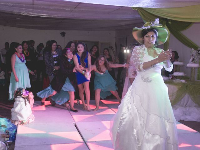 El matrimonio de Cecilia y Yerko en Calama, El Loa 15