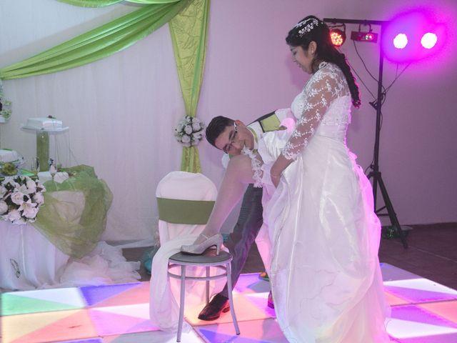 El matrimonio de Cecilia y Yerko en Calama, El Loa 16