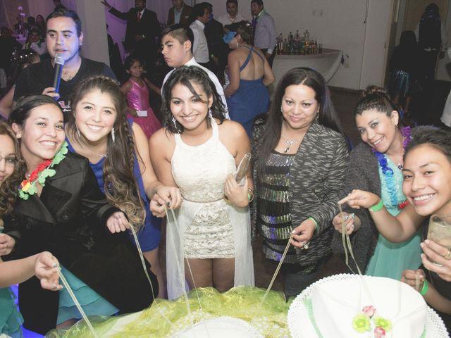 El matrimonio de Cecilia y Yerko en Calama, El Loa 18