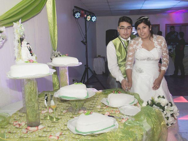 El matrimonio de Cecilia y Yerko en Calama, El Loa 19
