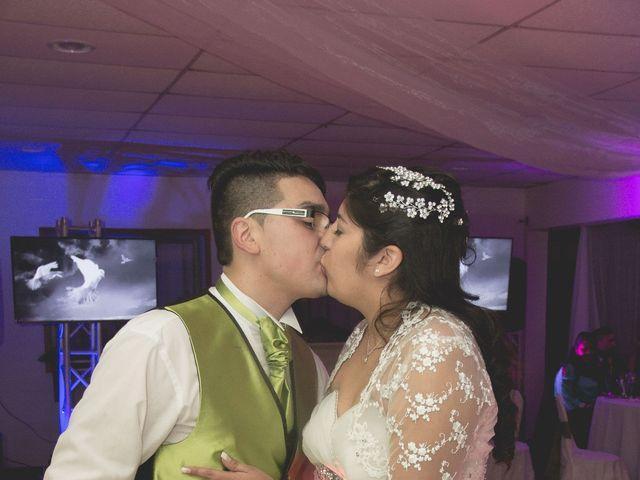 El matrimonio de Cecilia y Yerko en Calama, El Loa 20