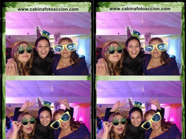El matrimonio de Cecilia y Yerko en Calama, El Loa 23