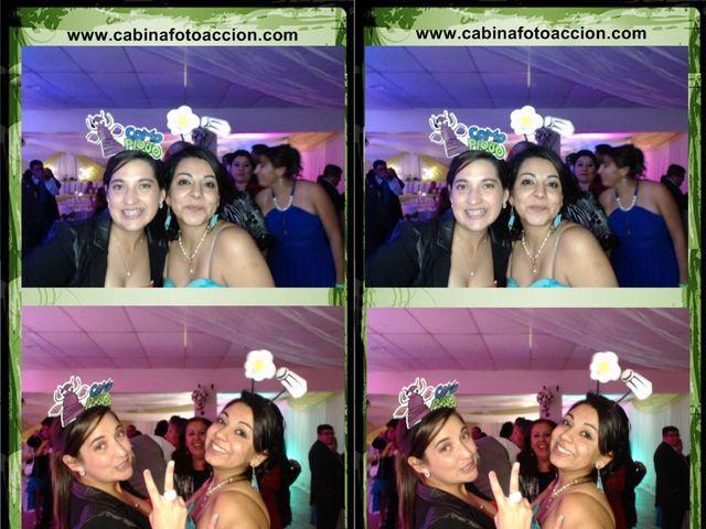 El matrimonio de Cecilia y Yerko en Calama, El Loa 25