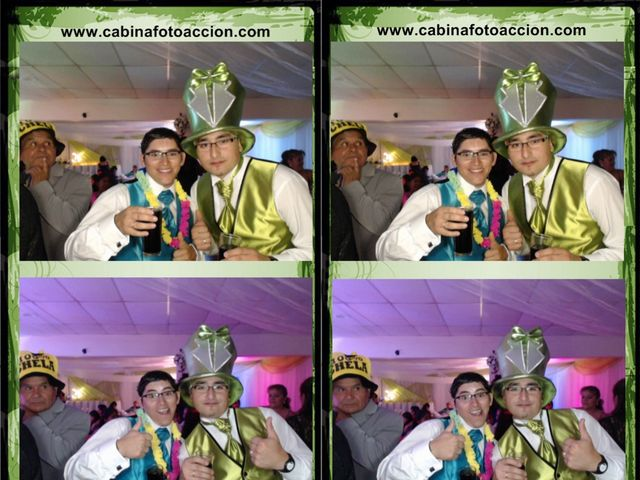 El matrimonio de Cecilia y Yerko en Calama, El Loa 29