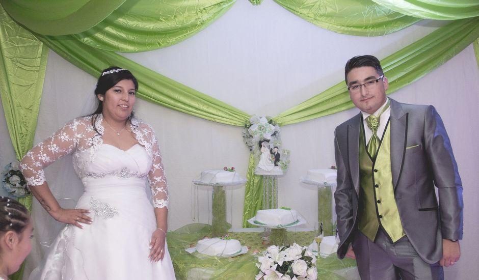 El matrimonio de Cecilia y Yerko en Calama, El Loa