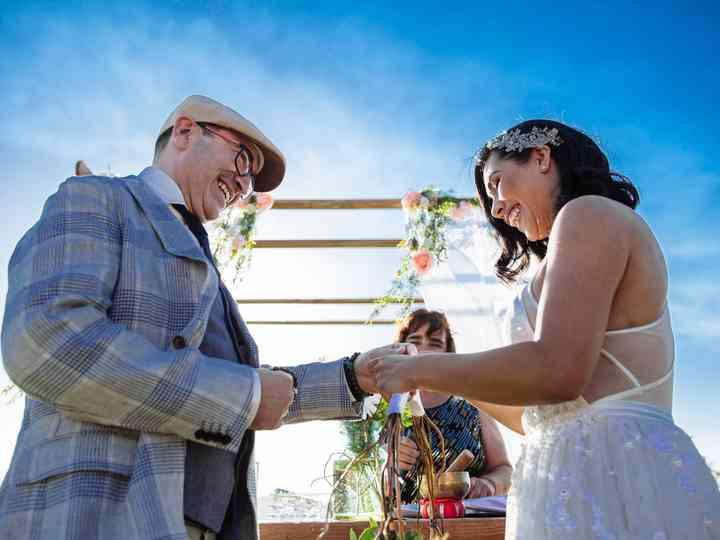 El matrimonio de Alejandra y José Miguel