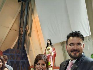 El matrimonio de Loreto  y Oliver  1