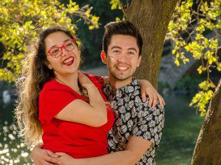 El matrimonio de Jennifer y Esteban 1