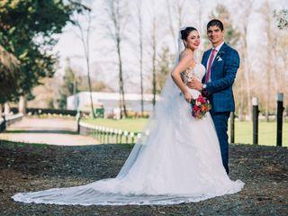 El matrimonio de Tania y Franco 2