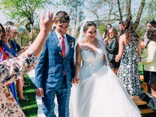El matrimonio de Tania y Franco 3