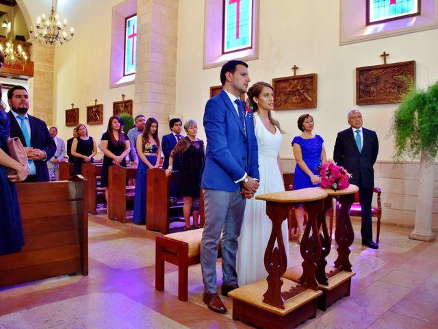 El matrimonio de Felipe y Caty en Graneros, Cachapoal 10