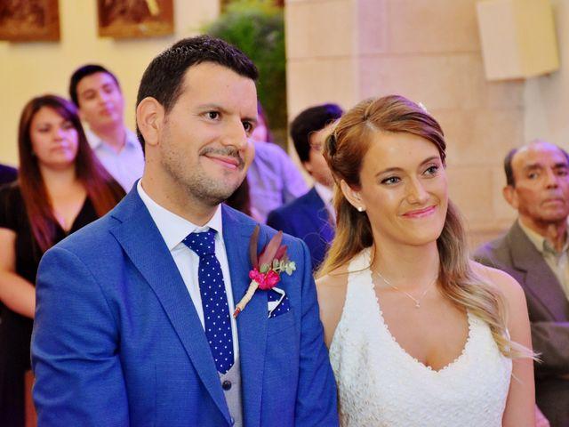 El matrimonio de Felipe y Caty en Graneros, Cachapoal 11