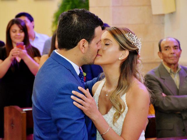 El matrimonio de Felipe y Caty en Graneros, Cachapoal 12