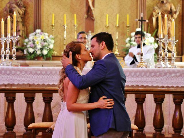 El matrimonio de Felipe y Caty en Graneros, Cachapoal 13