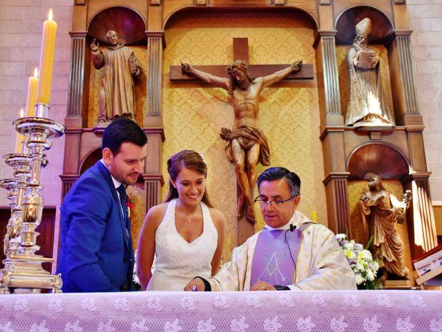El matrimonio de Felipe y Caty en Graneros, Cachapoal 18