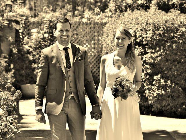 El matrimonio de Caty y Felipe